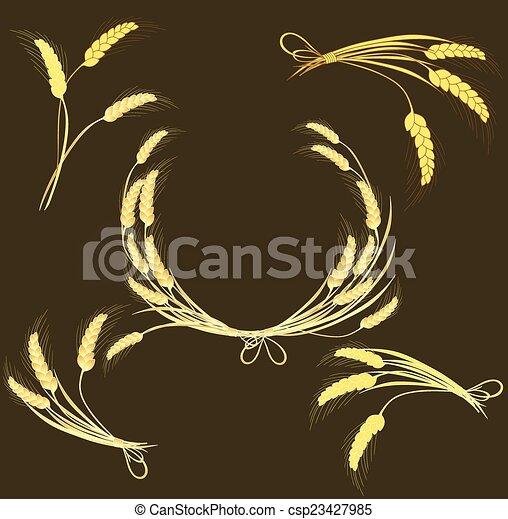Wheat - csp23427985