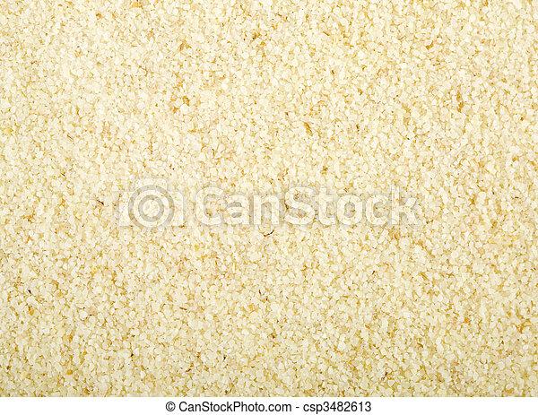 Wheat Farina - csp3482613