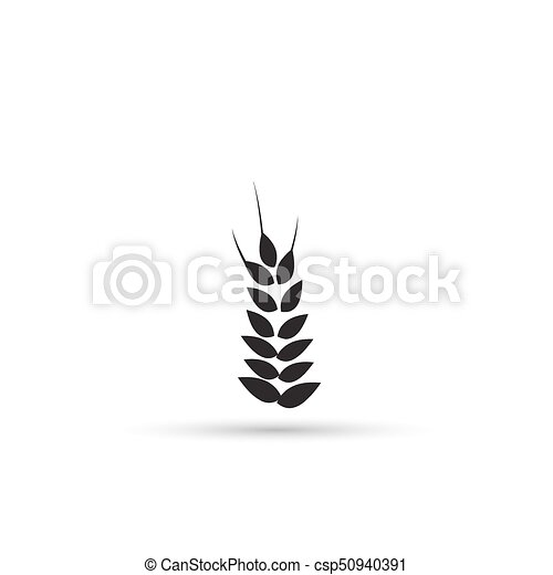 wheat icon - csp50940391