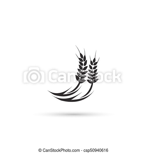 wheat icon - csp50940616