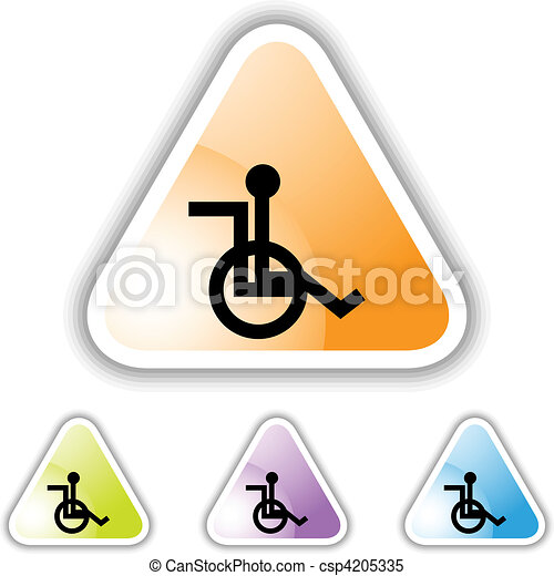 Wheelchair - csp4205335
