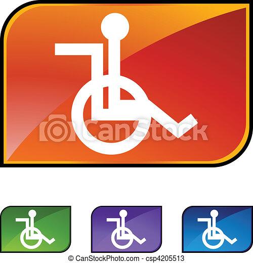 Wheelchair - csp4205513