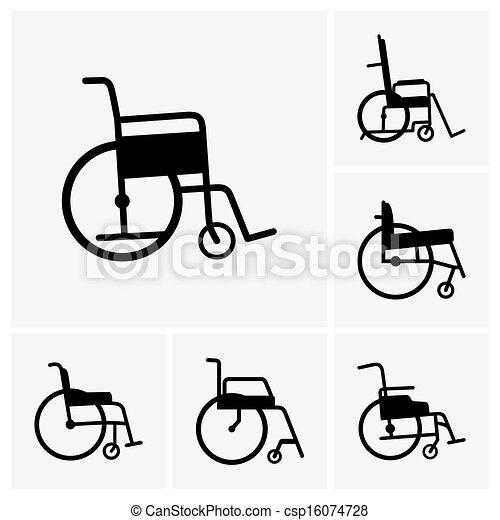 Wheelchairs - csp16074728