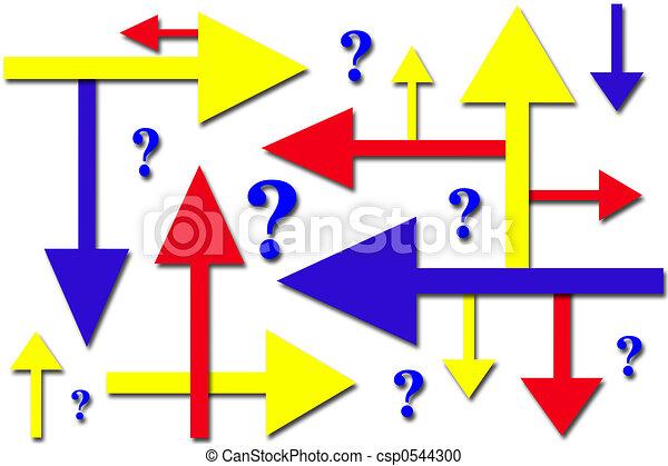 Which Way? - csp0544300