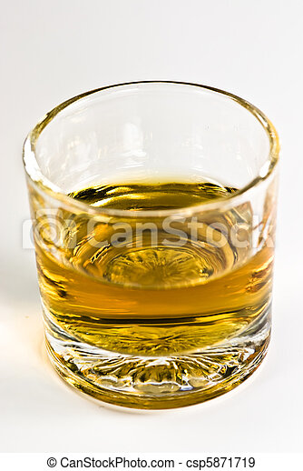 whiskey, skott - csp5871719