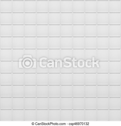 White abstract texture background - csp46970132