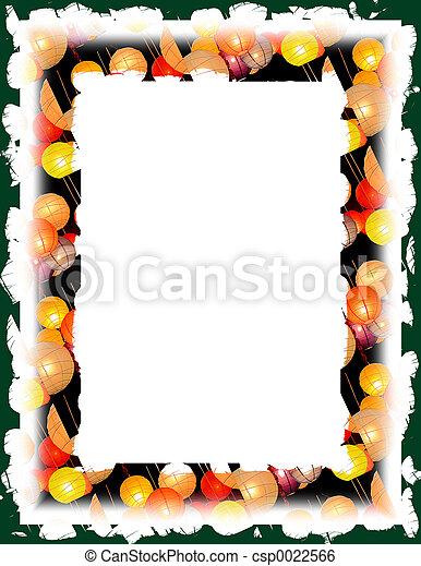 White Background - csp0022566
