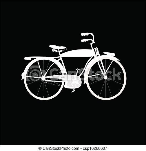 white bike over black white silhouette of bicycle over free clipart of handgun handgun clip art black and white free