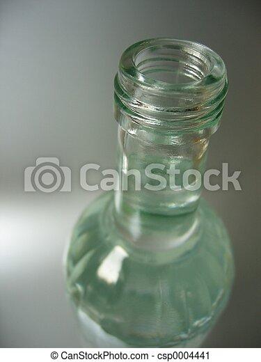 White Bottle - csp0004441