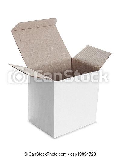 white box - csp13834723