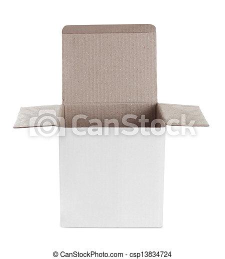 white box - csp13834724