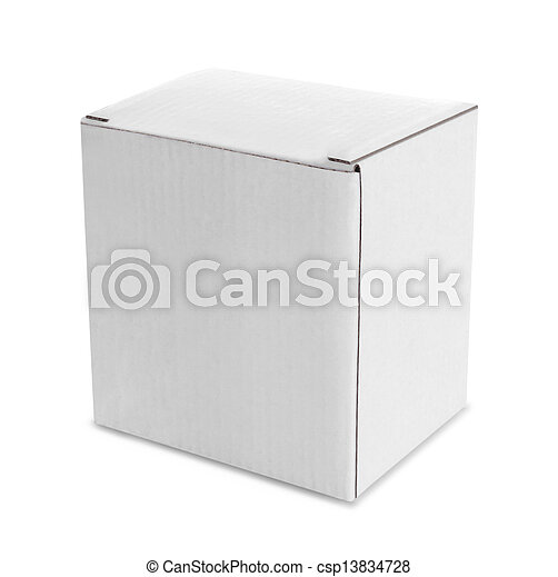 white box - csp13834728
