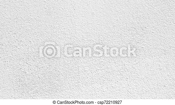White cement wall - csp72210927