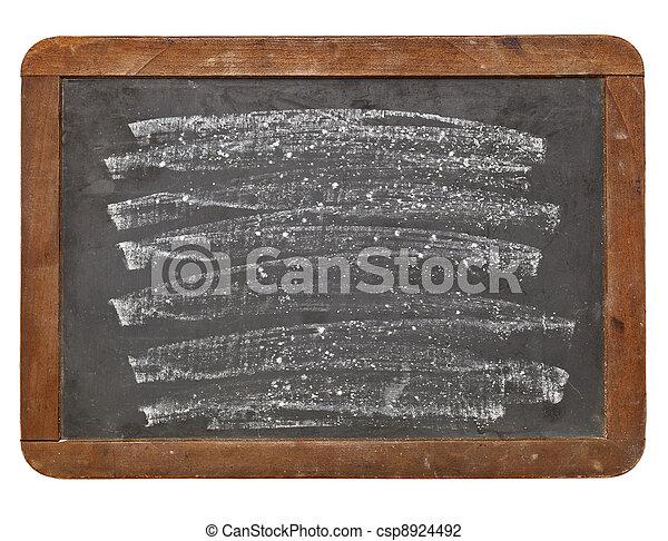 white chalk texture - csp8924492