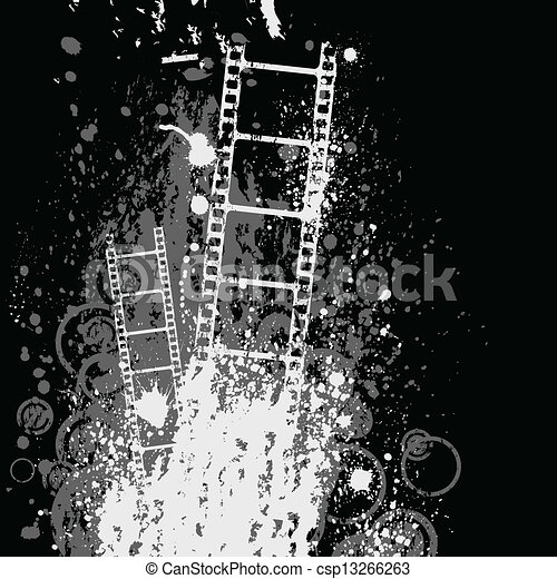 White film background black background with white grunge clip white film background vector voltagebd Image collections