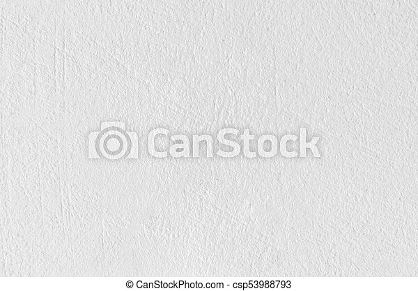 White Gypsum Wall Texture Background