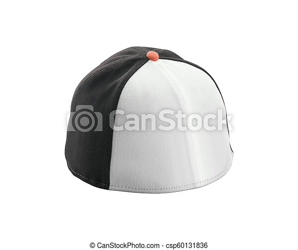 White Hat isolated on white - csp60131836