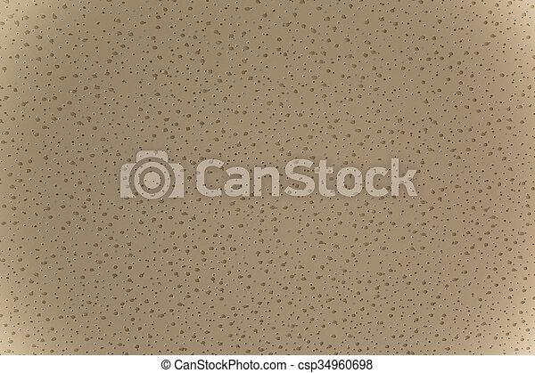 white hole porous surface texture background