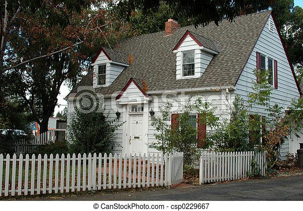 White house - csp0229667