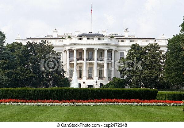 White House - csp2472348