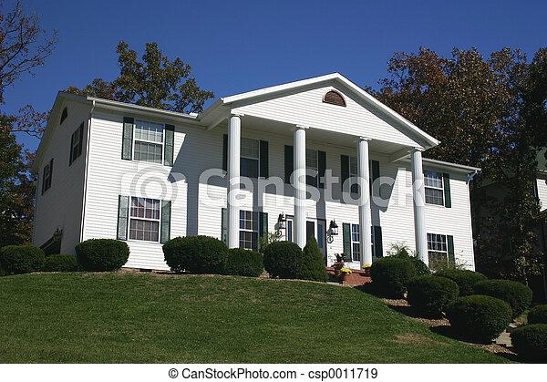 'White house' - csp0011719
