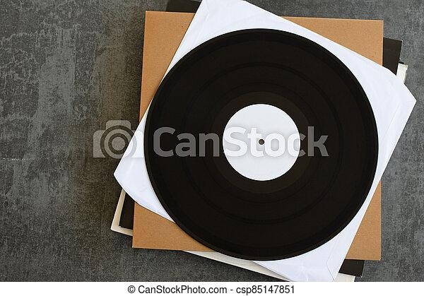 white label promo vinyl records - csp85147851