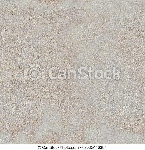White Leather Seamless Texture