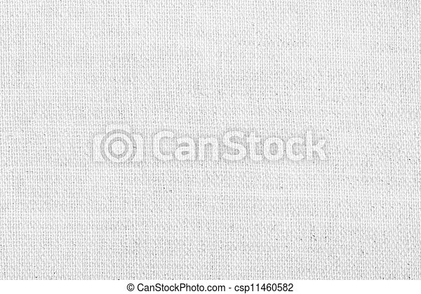white linen texture for the background - csp11460582