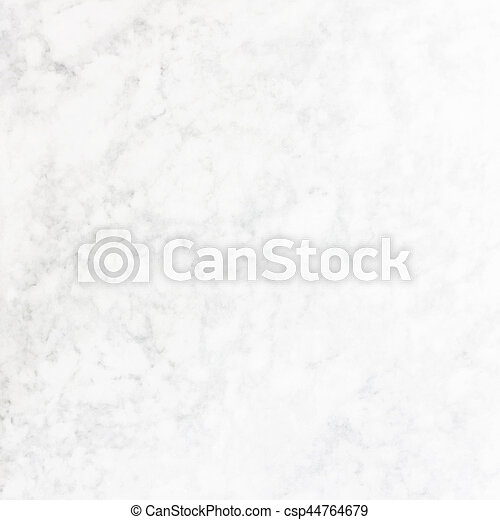 White marble background and texture - csp44764679