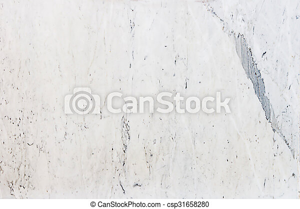 white marble background and texture - csp31658280