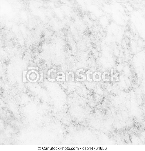 White marble background and texture - csp44764656