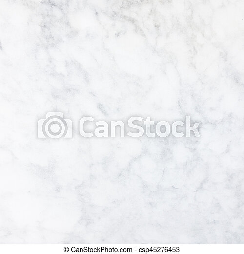 White marble background and texture - csp45276453