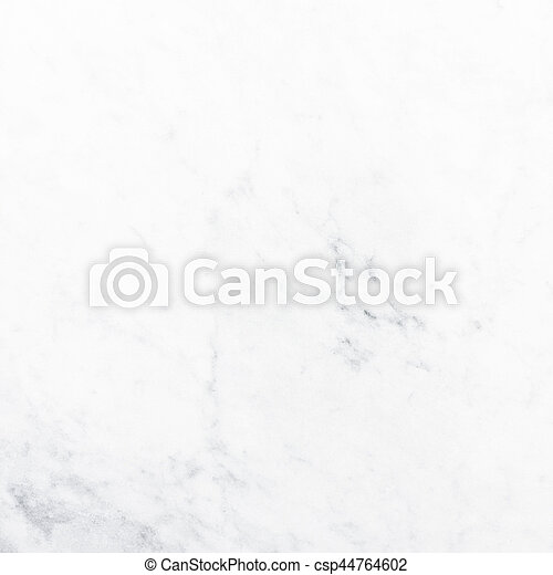 White marble background and texture - csp44764602