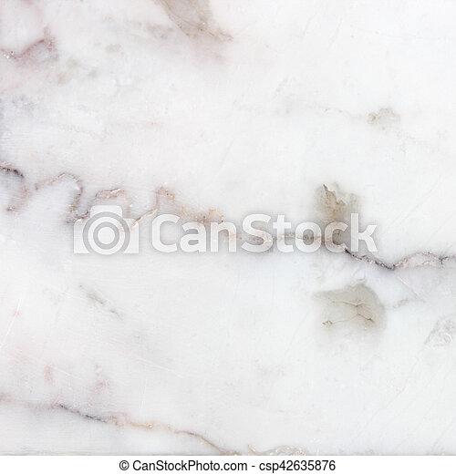 white marble texture background - csp42635876