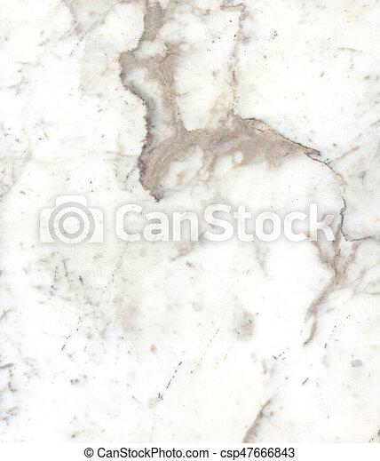 white marble texture background - csp47666843