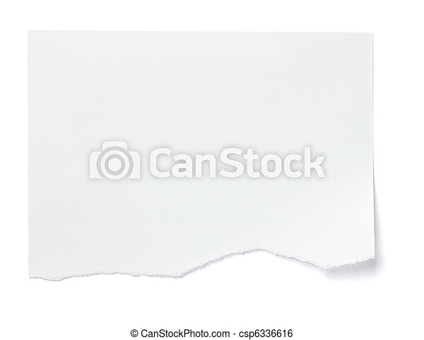 white note paper message label business - csp6336616