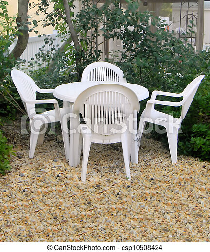 Surprising White Outdoor Table Chairs Set Gmtry Best Dining Table And Chair Ideas Images Gmtryco