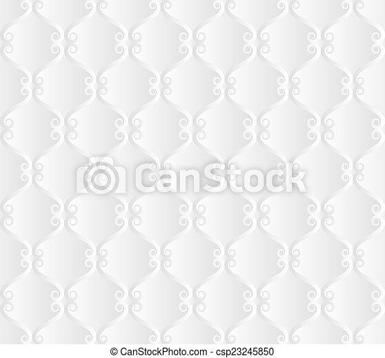 white pattern - csp23245850