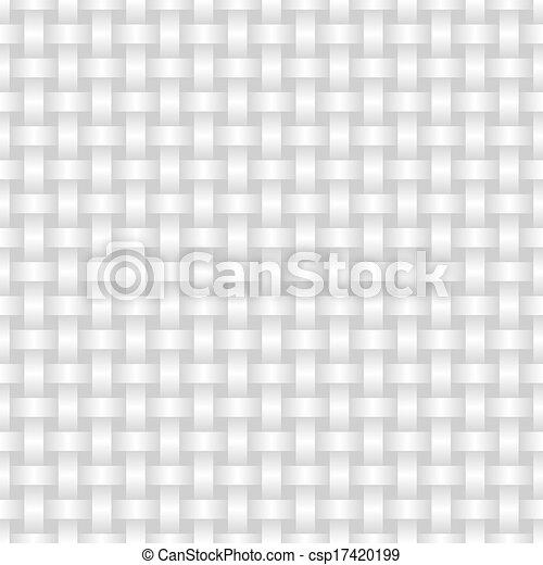 white pattern - csp17420199