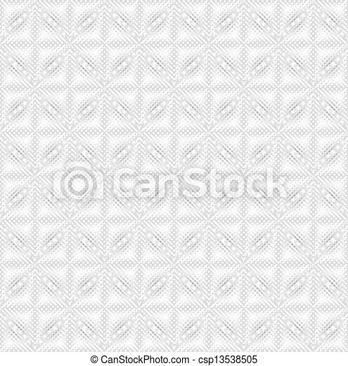 white pattern - csp13538505