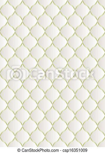white pattern - csp16351009