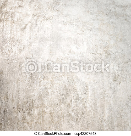 white polished cement - csp42207543