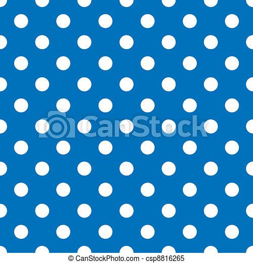 white polkadots on bright blue seamless medium large white stock rh canstockphoto com polka dot background clipart red polka dot background clipart