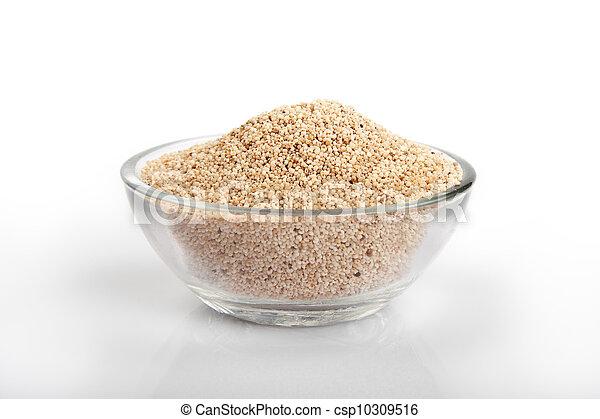 White poppy seeds - csp10309516
