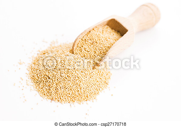 White poppy seeds - csp27170718