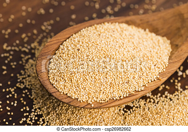 White poppy seeds - csp26982662