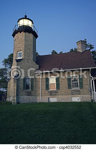 White River Lighthouse - csp4032552