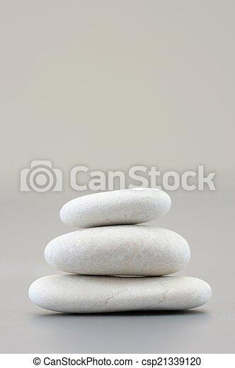 White River Rocks - csp21339120