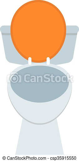 how to clean black porcelain toilet