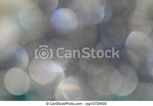White Sequin Blur - csp10729400